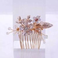 Bride Wedding Hair Accessories AR020 / Headpiece / Aksesoris crystal