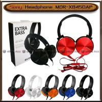 Headphone Sony MDR-XB450AP Extra Bass Headset Bando