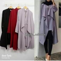 Baju Atasan /Blouse Tunik Wanita /Baju Muslim /fashion wanita