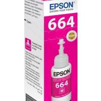 Epson Tinta Botol T6643 70ML Magenta