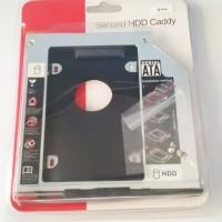 HDD Caddy / 2nd Hard disk slot Laptop 9.5 mm SATA to SATA