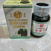 seven leave ginseng, sevenleave( rematik, sakit pinggang, asam urat)