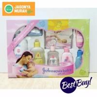 GIFTSET NEWBORN paket hadiah lahiran baby girl + set toiletries