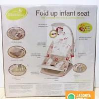 Dudukan bayi portable - Mastela fold up infant seat