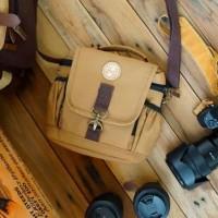 Tas Kamera Sling Bag Camera Mirrorless DSLR - Firefly Ivers Khaki