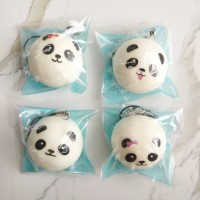 Mini Panda Bun Squishy