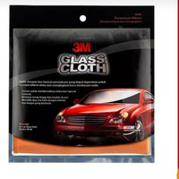 3M GLASS CLOTH ORIGINAL . LAP PEMBERSIH DEBU KACA