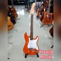 Gitar Elektrik SCORPION MS100 ms 100 Model Gitar Fender Stratocaster