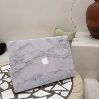 Macbook Pro 13 Inch Touchbar Non A1706 A1708 Marble Marmer Case Cover