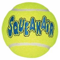 Mainan Anjing /Kong SqueakAir Ball Medium AST2B