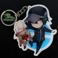Gantungan Kunci Shuichi Saihara Danganronpa V3 Ultimate Detective