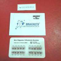 Bracket Amplop/Behel/Bracket Cute Mini Edgewise
