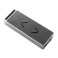 Benjie C3 Mp3 Player Voice Recorder 8Gb Flashdisk Dengan Earphone