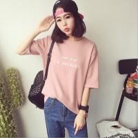 T-Shirt Versi Korea murah atasan wanita