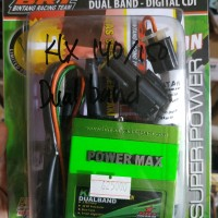 CDI HIJAU BRT RACING LIMITED EDITION Dual Band TR Kawasaki KLX 150