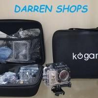 Kamera KOGAN Wifi 4K GO PRO WIFI With BAG