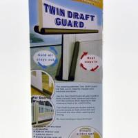 Twin Draft Guard / Penahan Udara Pintu