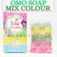 Dapur PROMO Omo Soap Mix Color White Plus Gluta