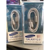 Kabel data Samsung s8 s9 TYPE C ori 100 1.2m
