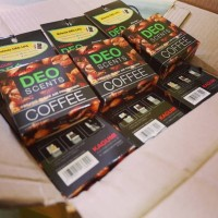 Parfum mobil Deo Coffee