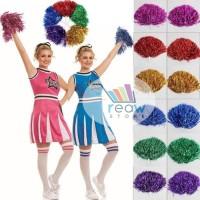 Tissue Pompom / Kertas Pompom Cheerleader / Pemandu Sorak