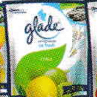 Pewangi / Parfum gantung Glade Car Gel Citrus 70 gr -63014