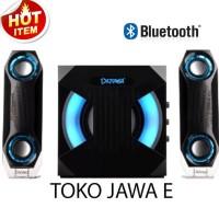 DAZUMBA DW366N Speaker Multimedia BLUETOOTH SUARA MANTAP