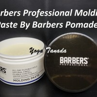 Barbers Professional Molding Paste 3.5 oz By Barbers Pomade FREE SISIR