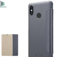 Flipcase flipcover Nillkin Sparkle leather case Xiaomi Mimax mi max 3