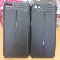 Xiaomi Mi5 Mi 5 Lama Autofocus Case Casing Carbon Leather Silikon