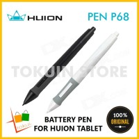 Huion Pen P68 Wireless Graphic Drawing Tablet Battery Pen for H420 420