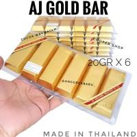 Cokelat Batangan Emas Gold Bar 120gram
