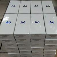 Samsung Galaxy A6 (Samsung A6) RAM 3/32GB Garansi Resmi Sein - Black