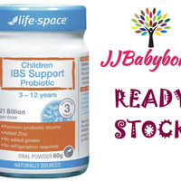 Life Space Childrens IBS Support Probiotic 60 gr
