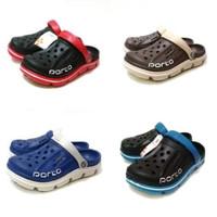 Sandal Karet Porto Baim Pria/Wanita Model Terbaru-JY