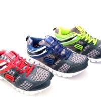 sepatu sneakers olahraga running lari jogging pria ando saverio