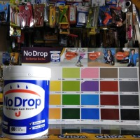 No Drop cat pelapis anti bocor nodrop 1kg