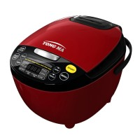 Yong Ma SMC 2117 Rice Cooker / Magic Com Digital 2.0L YMC-211 - Merah