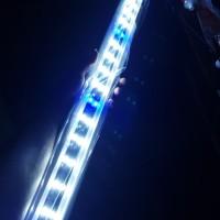 lampu led terbaik hailong 1m - 120cm untuk aquarium atau aquascape