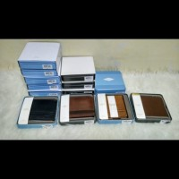 Ready fossil man wallet with tin boslx genuine leather ada tempat phot