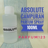 ABSOLUTE campuran bibit parfum spray 100ml - absolut