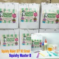 Squishy Maker B Grosir/ Paket Jualan/ DIY Kit