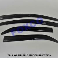 talang air side visor brio inject