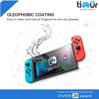 Tempered Glass Premium Anti Gores Screen Protector Nintendo Switch