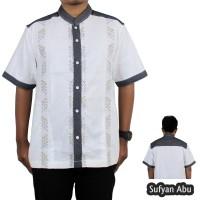 Baju Koko Sufyan (4 Pilihan Warna), Lengan Pendek - ruks16