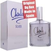 Charlie Silver 100 ml ORIGINAL perfume parfum Edt eau de toilette