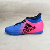 sepatu futsal anak adidas x techfit boots - Fuchsia, 33