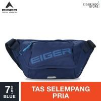 Eiger Alpine W Cross Sling Bag 7L - Blue