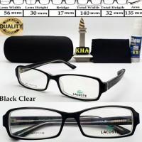 frame LACOSTE STYLISH kacamata frame minus lacoste trendy premium 17