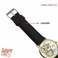 Jam Tangan Fashion Analog - Leather Strap - 6 Pilihan Warna - Finx-518